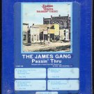 The James Gang - Passin' Thru 1972 GRT ABC Sealed A36 8-track tape