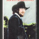 John Anderson - Just At Dawn 1983 ALLIANCE C13 Cassette Tape