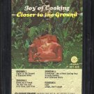 Joy Of Cooking - Closer To The Ground 1971 CAPITOL A50R 8-track tape