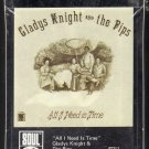 Gladys Knight & The Pips - All I Need Is Time 1973 AMPEX MOTOWN Sealed A48 8-track tape