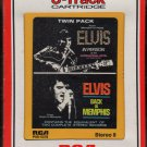 Elvis Presley - From Memphis To Vegas From Vegas To Memphis 1969 RCA Sealed AC2 8-track tape