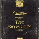 Cadillac - The Big Bands 1972 RCA A4 8-track tape