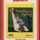 The Kinks - Schoolboys In Disgrace 1975 RCA AC3 8-track tape