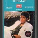 Michael Jackson - Thriller 1982 MAX SINGAPORE C14 Cassette Tape