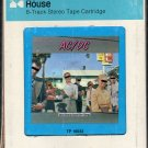 AC/DC - Dirty Deeds Done Dirt Cheap 1976 CRC ATLANTIC T6 8-track tape