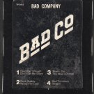 Bad Company - Bad Company 1974 Debut SWAN ATLANTIC AC2 8-track tape