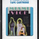 Miami Vice - Music From The Television Series 1985 CRC AC1 8-track tape