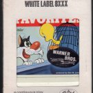 Mel Blanc - Looney Tunes Cartoon Favorites 1965 AMPEX LEAR WB CAPITOL Sealed AC1 8-track tape