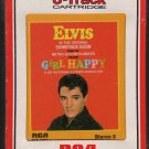 Elvis Presley - Girl Happy RCA Sealed AC1 8-track tape