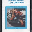 The Cars - The Cars Greatest Hits 1985 CRC AC5 8-track tape