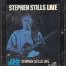 Stephen Stills - Stephen Stills Live 1975 ATLANTIC A10 8-track tape