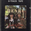 Heart - Little Queen 1977 PORTRAIT A13 8-track tape