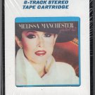 Melissa Manchester - Greatest Hits 1983 CRC ARISTA Sealed A52 8-track tape