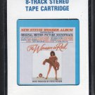 The Woman In Red - Motion Picture Soundtrack 1984 CRC Sealed A52 8-track tape
