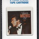 Johnny Mathis - Johnny Mathis Live at the London Apollo 1983 CRC Sealed A52 8-track tape