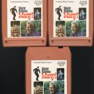 Marty Robbins - Marty! Volumes 1-3 1972 CBS A45 8-track tape