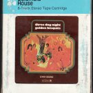 Three Dog Night - Golden Bisquits 1971 CRC DUNHILL A45 8-track tape