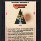 Stanley Kubrick A Clockwork Orange - Music From The Soundtrack 1972 WB A46 8-track tape