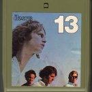 The Doors - The Doors 13 1970 ELEKTRA AC3 8-track tape