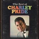 Charley Pride - The Best Of Charley Pride 1969 RCA AC2 8-track tape 8-track tape