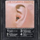 Manfred Mann's Earth Band - The Roaring Silence 1976 WB Sealed T4 8-track tape