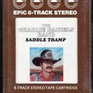 The Charlie Daniels Band - Saddle Tramp 1976 EPIC Sealed AC5 8-track tape