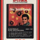 Elvis Presley - Elvis' Gold Records 1958 RCA Re-issue Sealed A47 8-track tape