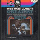Wes Montgomery - Greatest Hits 1970 A&M Sealed A47 8-track tape