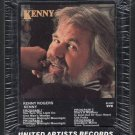 Kenny Rogers - Kenny 1979 UA Sealed A47 8-track tape