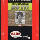 Neil Diamond - Do It 1971 BANG A22 8-track tape