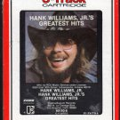Hank Williams Jr. - Greatest Hits 1982 RCA ELEKTRA A22 8-track tape