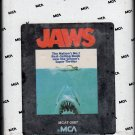 Jaws - Original Soundtrack Recording 1975 MCA A16Z 8-track tape