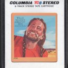 Willie Nelson - Willie Nelson's Greatest Hits 1981 CBS A46 8-track tape