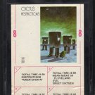 Cactus - Restrictions 1971 AMPEX ATCO A46 8-track tape