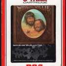 Waylon Jennings and Willie Nelson - Waylon & Willie 1978 RCA A30 8-track tape