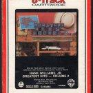 Hank Williams Jr. - Greatest Hits Vol 2 1985 RCA WB A18F 8-track tape