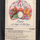 Queen - A Night At The Opera 1975 ELEKTRA A46 8-track tape