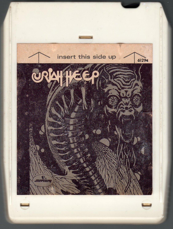 Uriah Heep - Uriah Heep 1970 Debut MERCURY AC5 8-track tape