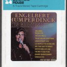 Engelbert Humperdinck - His Greatest Hits 1974 CRC A48 8-track tape