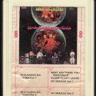Iron Butterfly - In-A-Gadda-Da-Vida 1968 AMPEX ATCO A46Y 8-track tape