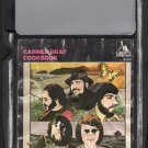 Canned Heat - Cookbook Best Of 1970 LIBERTY AC1Z 8-track tape