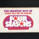 Frankie Valli and The Four Seasons - The Greatest Hits Of 1974 LONGINES BX SET ACB 8-track tape