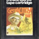 Gene Autry - Live From Madison Square Garden 1978 REPUBLIC Sealed AC1 8-track tape