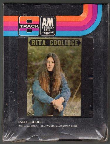 Rita Coolidge - Rita Coolidge 1971 Debut A&M A49 8-track tape