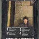 George Harrison - Somewhere In England 1981 WB Sealed A13 8-track tape