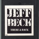 Jeff Beck - There And Back 1980 EPIC A29 8-track tape