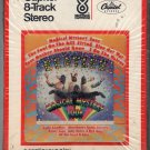 The Beatles - Magical Mystery Tour 1967 CAPITOL T7 8-track tape