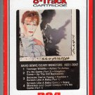 David Bowie - Scary Monsters 1980 RCA A29 8-track tape