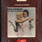 John Stewart - Dream Babies Go Hollywood 1980 RSO Sealed A34 8-track tape