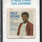 Billy Ocean - Love Zone 1986 CRC ARISTA A34 8-track tape